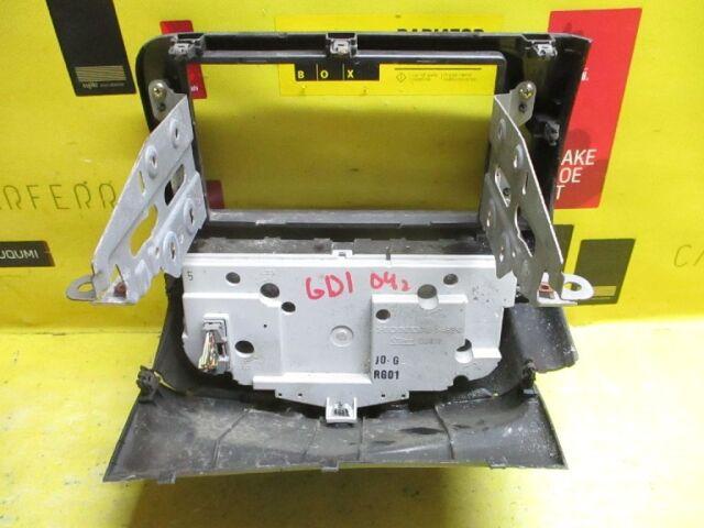 Блок управления климатконтроля на Honda Fit GD1 L13A