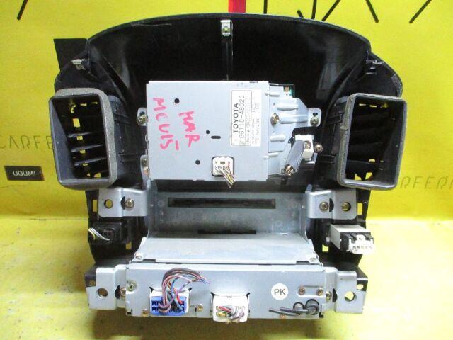 Блок управления климатконтроля на Toyota Harrier MCU15W 1MZ-FE