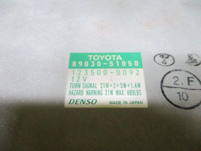 Блок управления климатконтроля на Toyota Progres JCG10 1JZ-GE