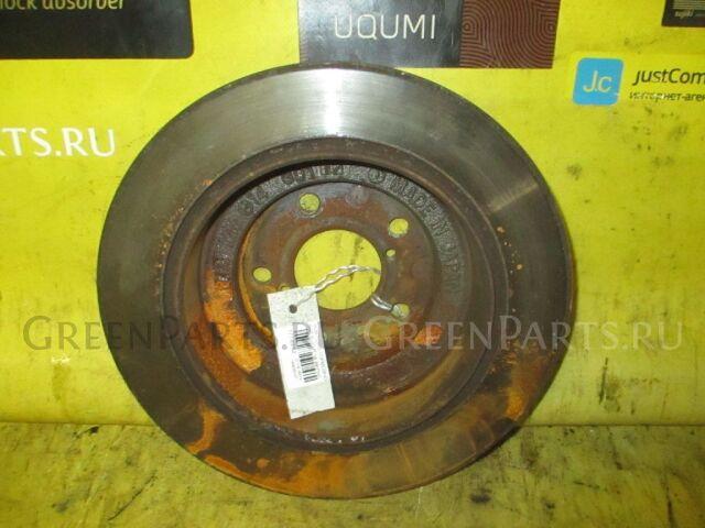 Тормозной диск на Subaru Forester SG5 EJ20