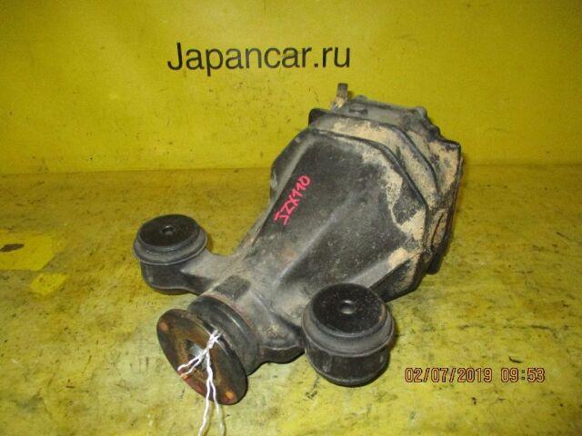 Редуктор на Toyota Mark II JZX110 1JZ-FSE
