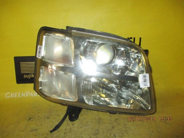 Фара на Suzuki Wagon R Solio MA34S P1368