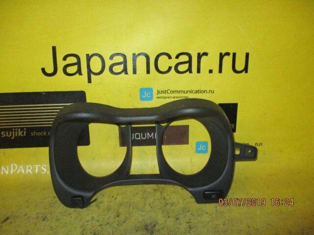 Консоль спидометра на Mitsubishi Airtrek CU2W