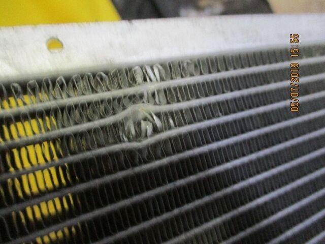 Радиатор двигателя на Toyota Prius ZVW30 2ZR-FXE