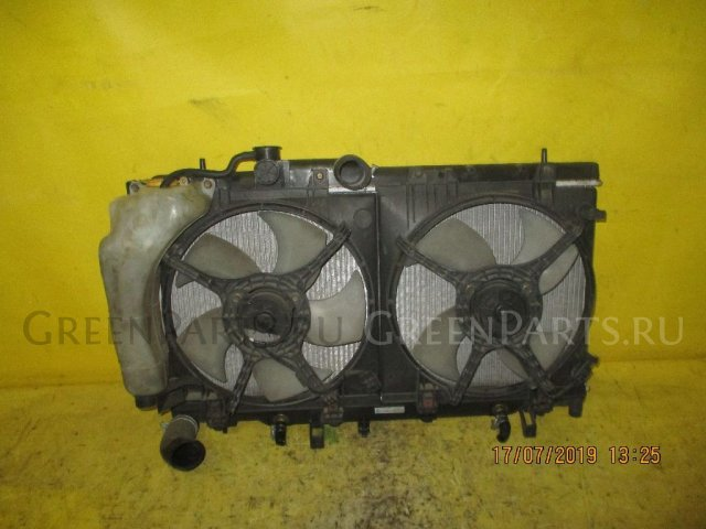 Радиатор двигателя на Subaru Legacy Wagon BH5, BH9, BHC EJ20, EJ25