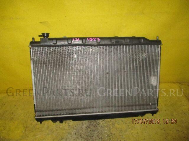 Радиатор двигателя на Nissan Teana J31 VQ23DE