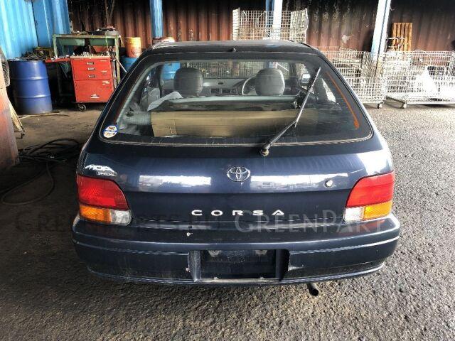 Крыло на Toyota Corsa EL51