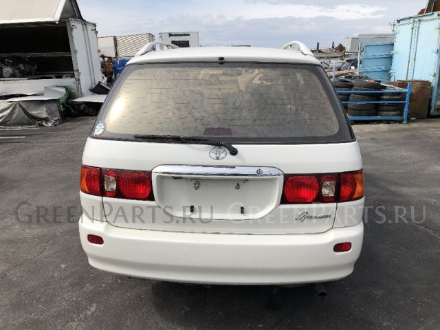 Зеркало салона на Toyota Ipsum SXM10G