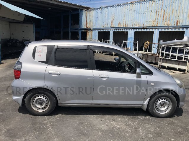 Радиатор печки на Honda Fit GD3 L15A
