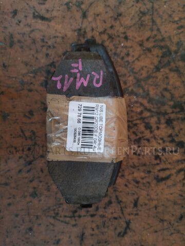Тормозные колодки на Nissan Cima FHY33