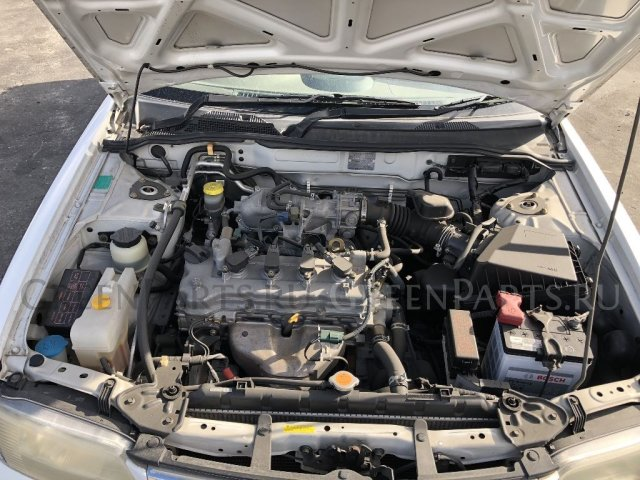 Шланг кондиционера на Nissan Sunny FB15 QG15DE