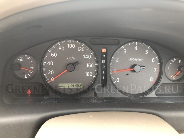 Регулятор скорости мотора отопителя на Nissan Bluebird Sylphy FG10 QG15DE