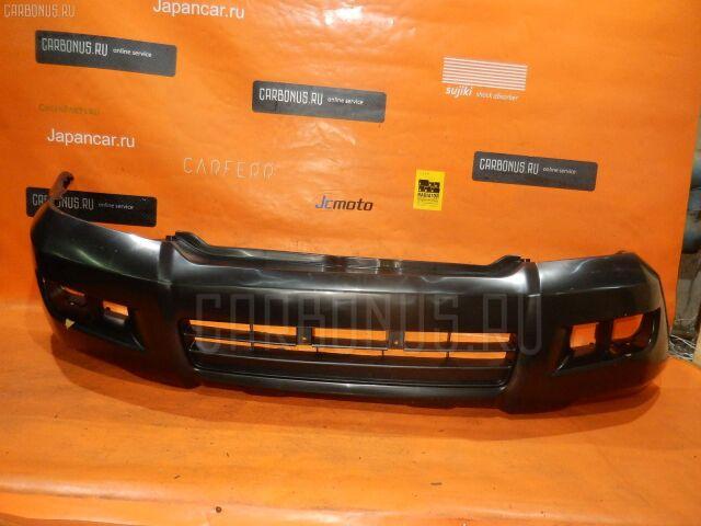 Бампер на Toyota Land Cruiser Prado VZJ120W
