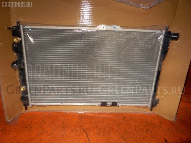Радиатор двигателя на Daewoo Nexia KLETN A15MF, G15MF