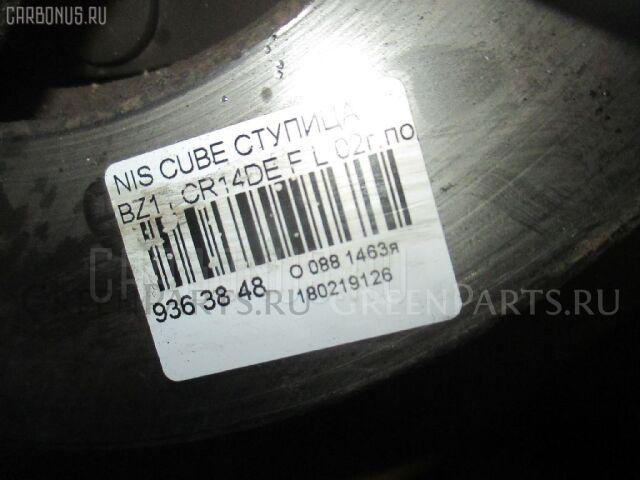 Ступица на Nissan Cube BZ11 CR14DE
