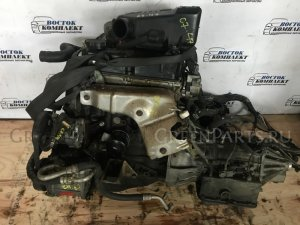 Двигатель на Mitsubishi PAJERO JR H57A 4A31 537409