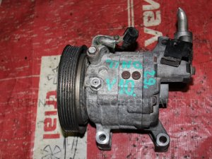 Компрессор кондиционера на Nissan Tino V10 QG18DE