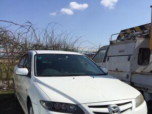 Подкрылок на Mazda Atenza GG3S L3-VE