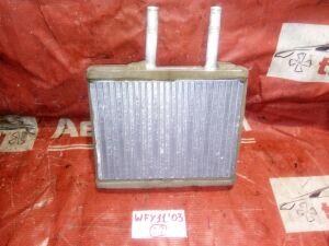 Радиатор печки на Nissan Wingroad WFY11 QG15DE