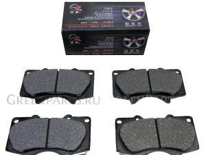 Тормозные колодки на Toyota Land Cruiser Prado KDJ125 1KD-FTV