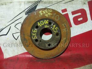 Тормозной диск на Toyota Altezza SXE10 3S-FE