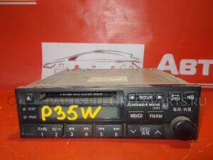 Магнитофон на Mitsubishi Delica P35W 4D56