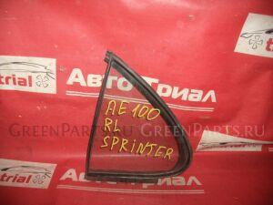 Стекло двери на Toyota Sprinter AE100 5A-FE