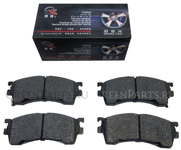 Тормозные колодки на Mazda Capella GWFW RF
