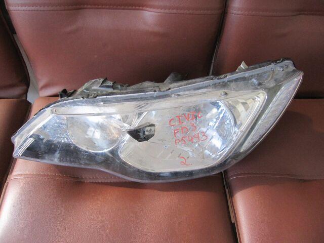 Фара на Honda Civic FD1, FD2, FD3, FN2 LDA P5493