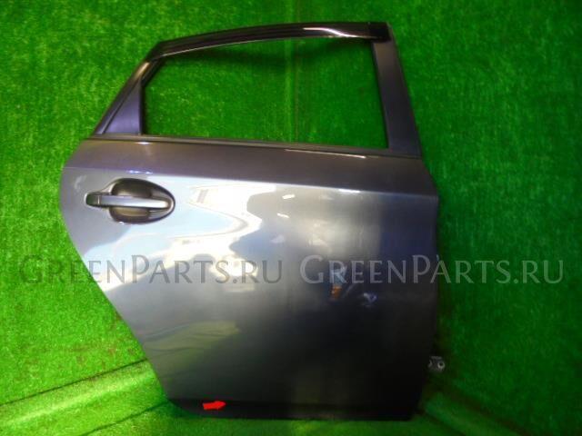 Дверь боковая на Toyota Prius ZVW30 2ZR-FXE