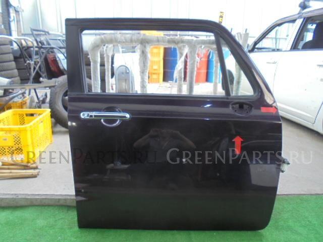Дверь боковая на Suzuki Lapin HE22S K6A