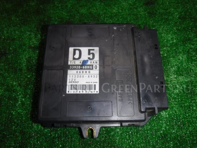 Блок efi на Mazda Scrum DG64W K6AT