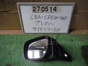 Зеркало двери боковой на Mazda Premacy CREW LF-DE