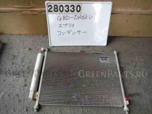 Радиатор кондиционера на Suzuki Every DA64V K6A