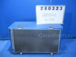 Радиатор кондиционера на Toyota Mark X GRX125 4GR-FSE