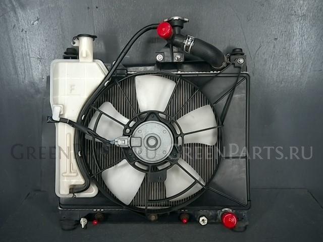 Радиатор двигателя на Toyota Porte NNP10 2NZ-FE