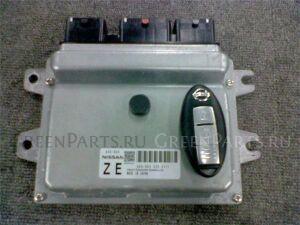 Блок efi на Nissan Ad VZNY12 HR16DE