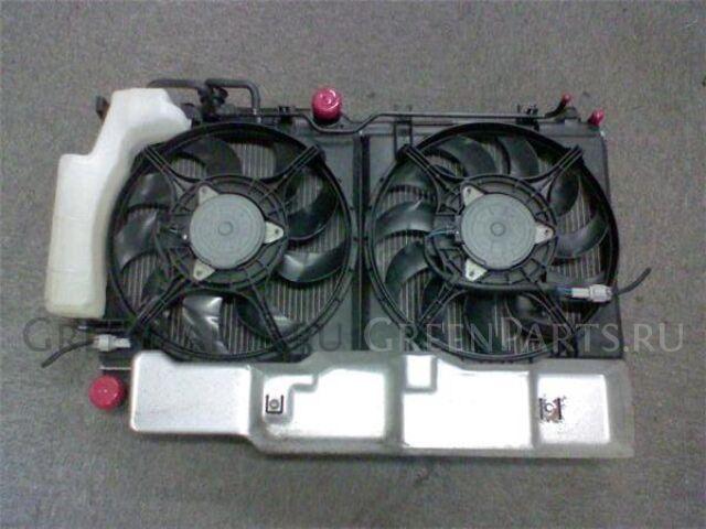 Радиатор двигателя на Subaru Forester SH5 EJ205HPZM