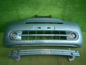Бампер на Nissan Cube NZ12 HR15DE
