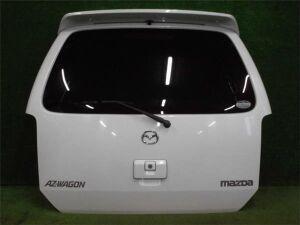 Дверь задняя на Mazda Az-wagon MD22S K6AT