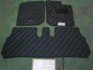Коврик на Daihatsu Move LA150S KFVE