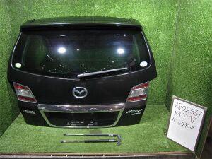 Дверь задняя на Mazda Mpv LY3P L3VE