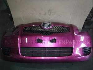 Бампер на Toyota Vitz KSP90 1KRFE