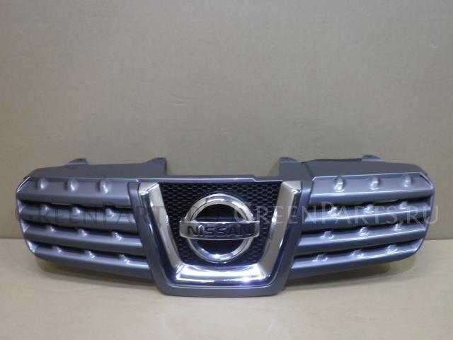 Решетка радиатора на Nissan Dualis KNJ10 MR20DE