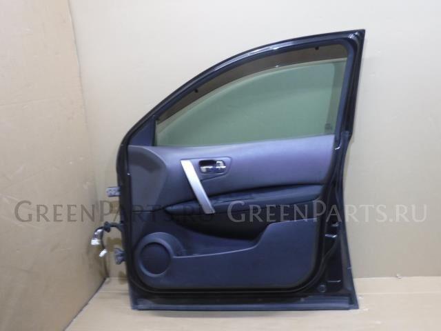 Дверь боковая на Nissan Dualis KNJ10 MR20DE