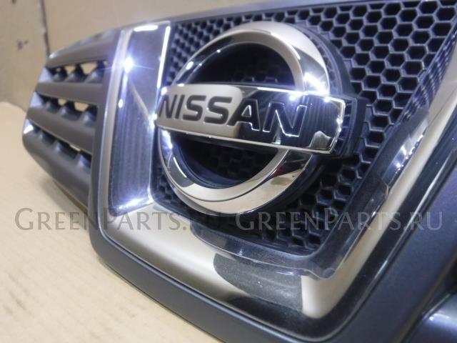Решетка радиатора на Nissan Dualis NJ10 MR20DE