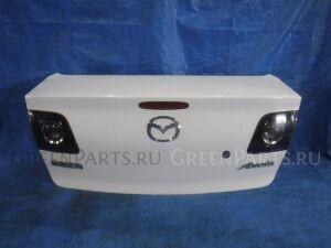 Крышка багажника на Mazda Axela BK5P ZY-VE