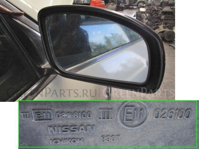 Зеркало двери боковой на Nissan Fuga GY50 VK45DE