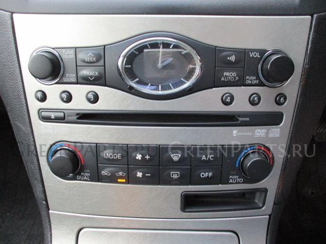 Автомагнитофон на Nissan Skyline V36 VQ25HR