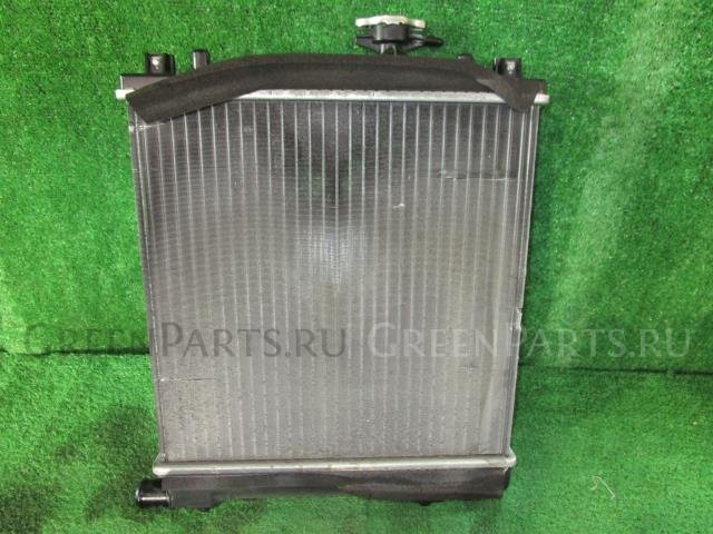 Радиатор двигателя на Nissan Pino HC24S K6A